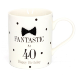 MUG FANTASTIC AT 40 MALE
